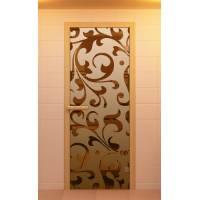 """Дверь для сауны и бани """"Версаль"""""""