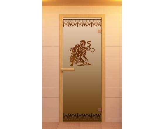 """Дверь для сауны и бани """"Лацио"""""""