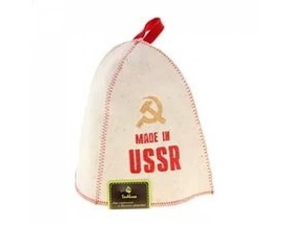 Шапка банная СССР, войлок