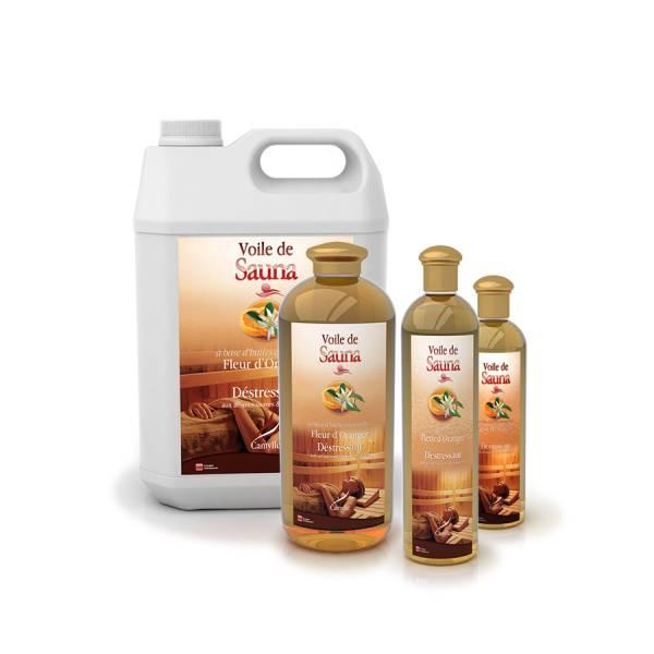 Аромат для сауны и бани Цветок апельсина для сауны 250 мл. Артикул: SAFO025.
