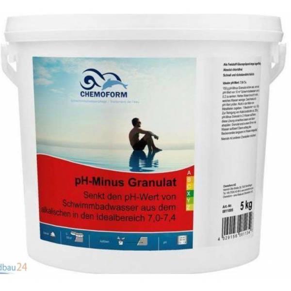 CHEMOFORM рН-минус гранулированный (5 кг)