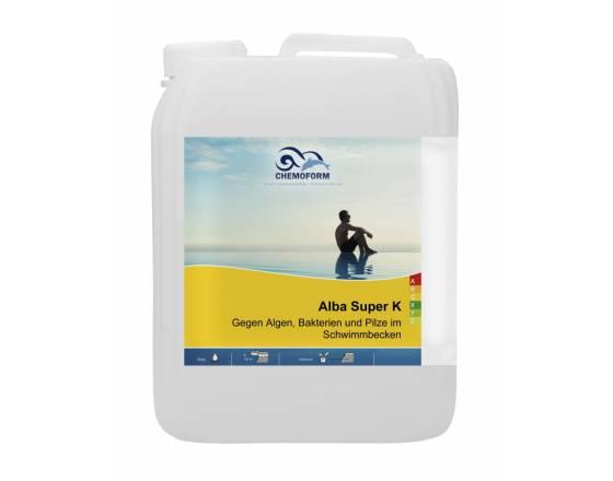 Альгицид CHEMOFORM Альба Супер K 5л