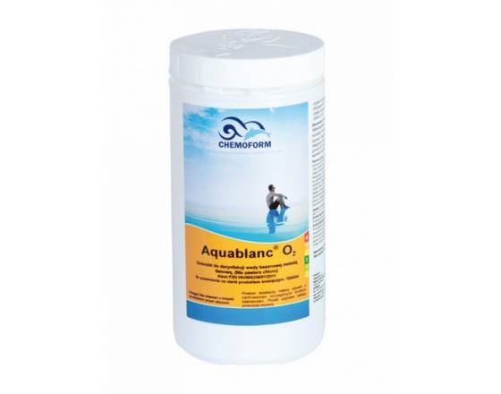 Активный кислород CHEMOFORM Аквабланк О2 Гранулированный 1кг