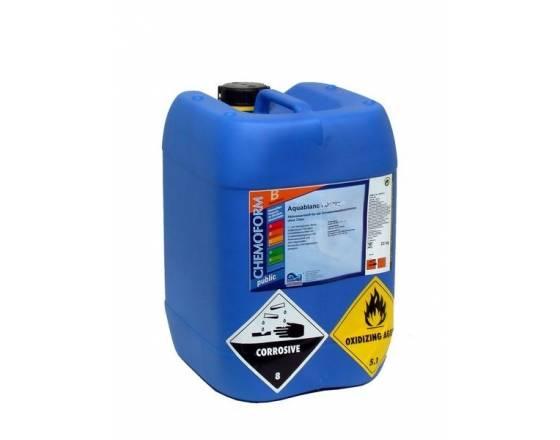 Активный кислород CHEMOFORM Аквабланк О2 жидкий 22л