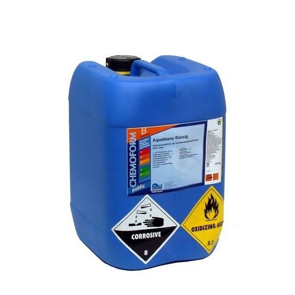 Активный кислород CHEMOFORM Активный кислород жидкий 22 л
