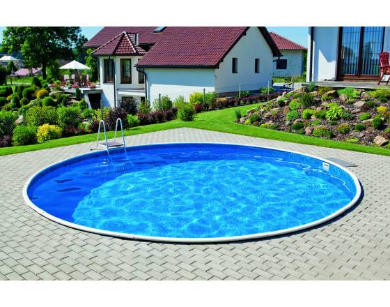 Каркасный бассейн Azuro 406 DL Mountfield(Код: 3EXB0058-e)