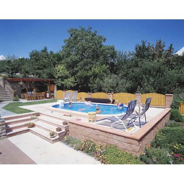 Каркасный Бассейн Ibiza DL 7-150 Mountfield(Код: 3EXX0090)