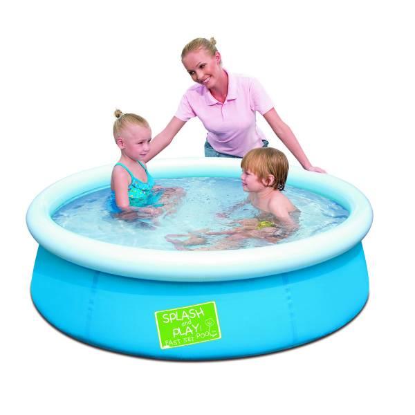 Детский надувной бассейн Bestway 57241 (152x38)