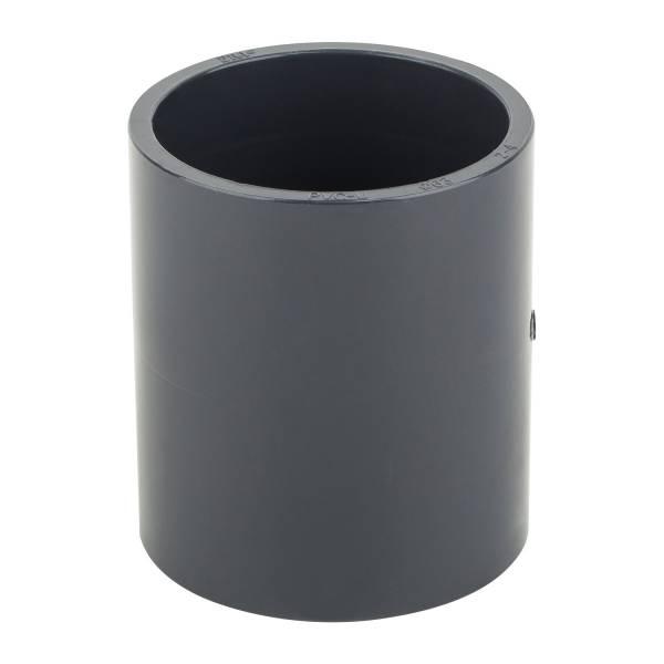 Муфта соединительная ПВХ 125mm