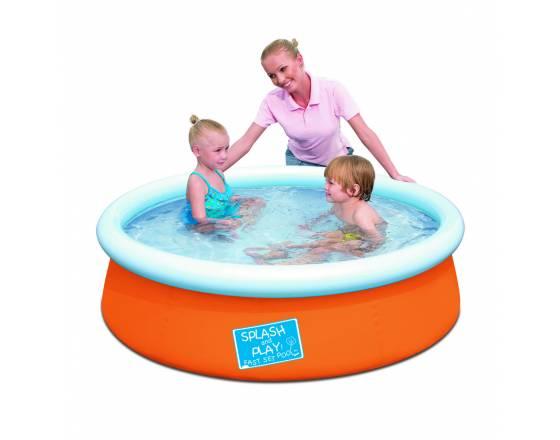 Детский бассейн Bestway 57241 Red