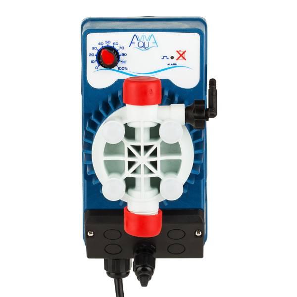 Дозирующий насос AquaViva универсальный 5 л/ч (AML200NPE0009) с ручной регулировкой