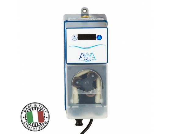 Дозирующий насос перистальтический AquaViva Cl/PH 1,5л/ч (KTHX1H07M1001) с авто-дозацией