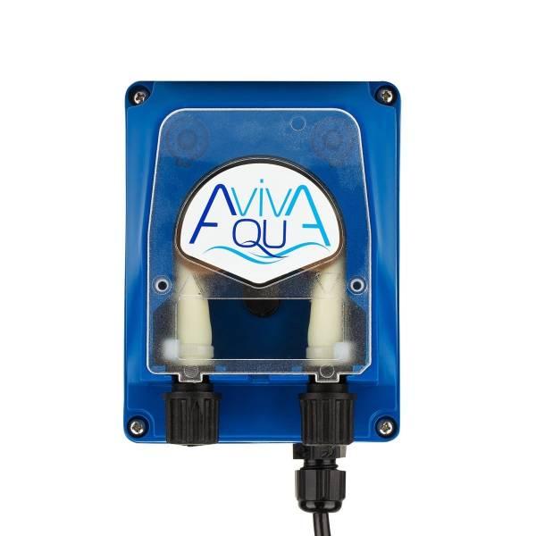 Перистальтический дозирующий насос AquaViva универсальный 1,5 л/ч (PPE001HA1052_A) с постоян. скоростью