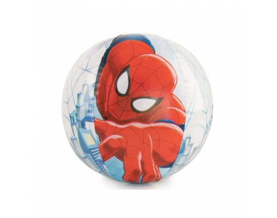 Мяч надувной Bestway 98002 Spider-man (51см)