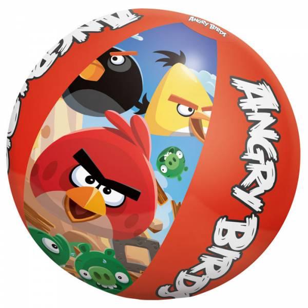 Мяч надувной Bestway 96101 Angry Birds (51см)