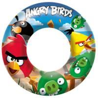 Плавательный круг Bestway 96102 Angry Birds (d 56)