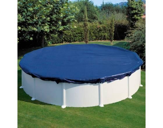 Зимнее покрывало CIPR451 для круглых бассейнов GRE 5.4 м (d 540 см)