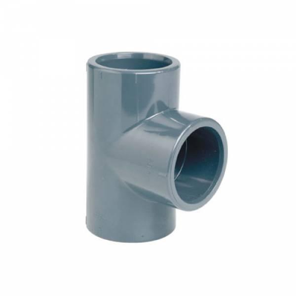 Тройник клеевой 90° EFFAST d125mm (RDRTID1250)