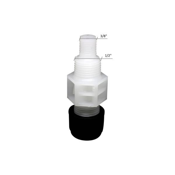 Впускной клапан EMEC 4X6 PVDF+FP+CE 07310621