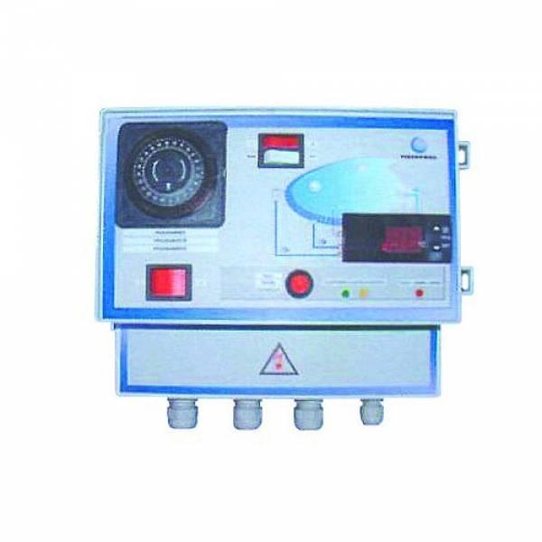 Панель управления фильтрацией и электронагревателем с термостатом Fiberpool VC047