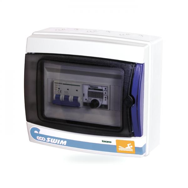 Панель управления аттракционами Toscano ECO-SWIM-400 10002611 (380В)