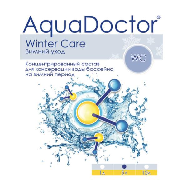 Средство для консервации бассейна AquaDoctor Winter Care 5 л.