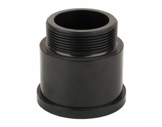 Адаптер Emaux муфты верхнего соединения 2,0 черный (01013099)