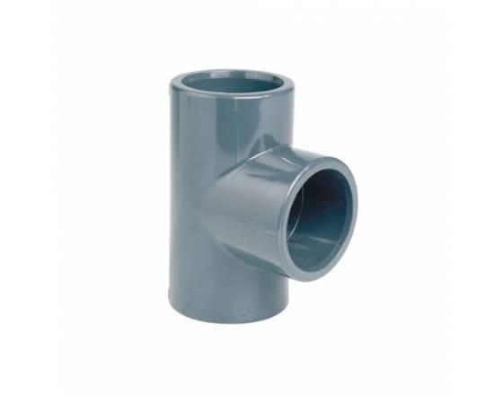 Тройник клеевой 90° EFFAST d20mm (RDRTID0200)