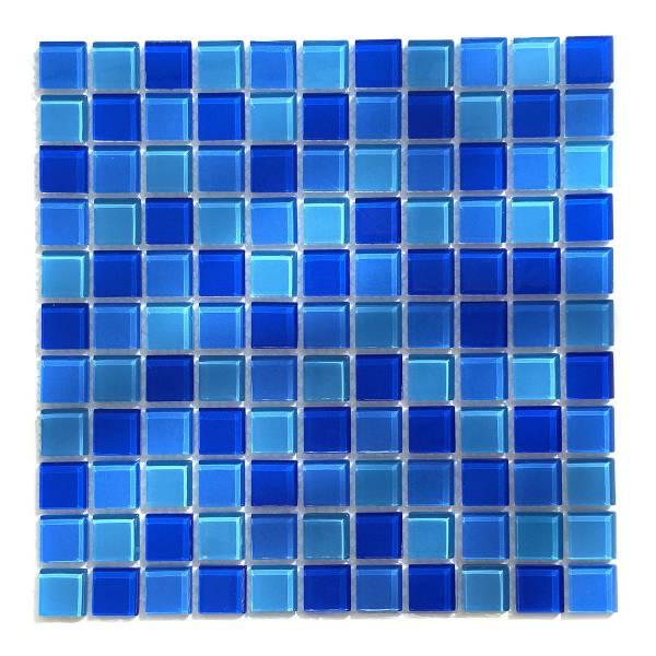 Мозаика стеклянная Aquaviva Сristall Jamaika Light DCM230