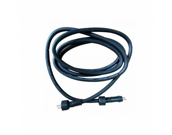 Кабель AquaViva для прожекторов 2м 2*2PIN