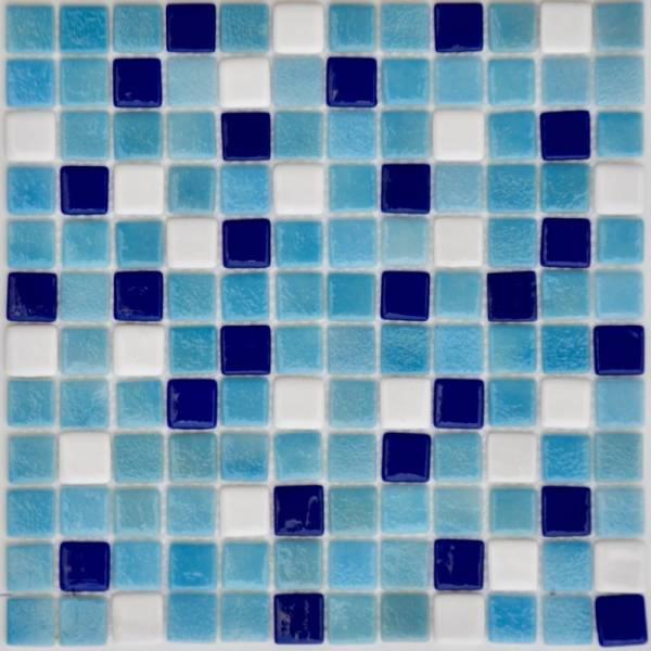Мозаика стеклянная Aquaviva Antarra MIX 2