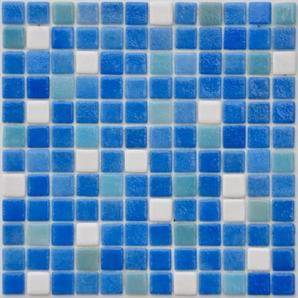 Мозаика стеклянная Aquaviva Antarra MIX 3