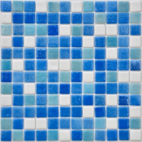 Мозаика стеклянная Aquaviva Antarra MIX 4