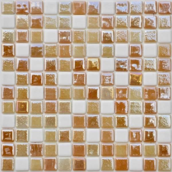 Мозаика стеклянная Aquaviva Antarra MIX 7