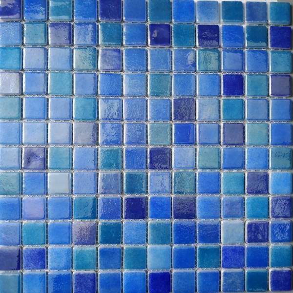 Мозаика стеклянная Aquaviva Antarra MIX 9