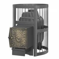 Банная чугунная печь Везувий Легенда Стандарт 28 (ДТ-4)