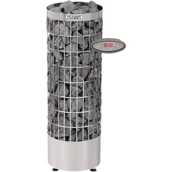 Печь для бани Harvia Cilindro PC70EE электрическая, пульт в комплекте