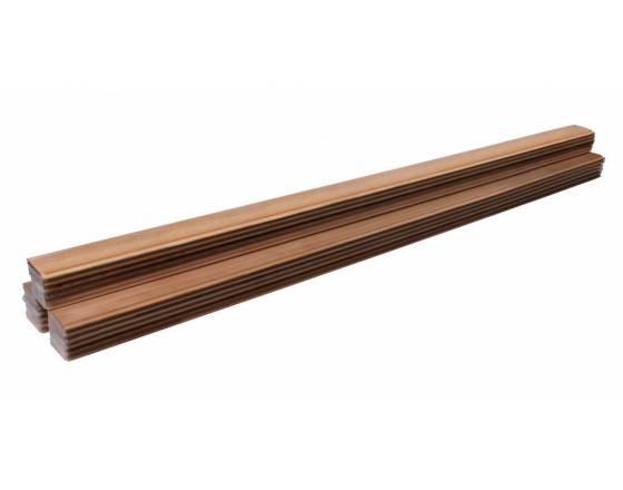 Вагонка SAWO Cedar (Кедр)