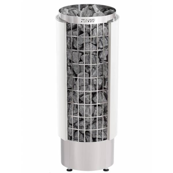 Печь для бани Harvia Cilindro PC110VHE электрическая, белая