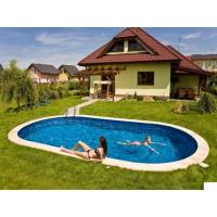 Каркасный Бассейн Ibiza DL 0-150 Mountfield(Код: 3BZA1070)