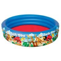 Детский бассейн Bestway 96108 Angry Birds (152х30)
