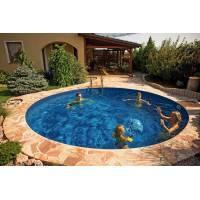 Каркасный Бассейн Ibiza Mountfield круглый (6,0мх1,5м)(Код: 3BZA1082)