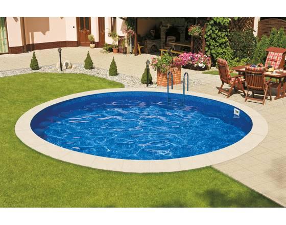 Каркасный Бассейн Ibiza Mountfield круглый (4,0мх1,5м)(Код: 3BZA1078)