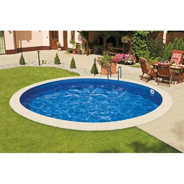 Каркасный Бассейн Ibiza Mountfield круглый (4,0мх1,2м)(Код: 3BZA1077)