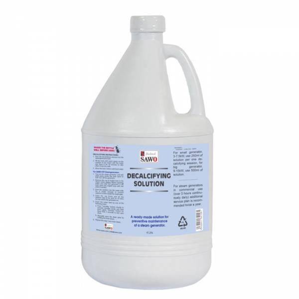 Жидкость для удаления накипи в парогенераторе Sawo Decal 4L (4 литра)